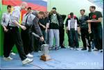 Highlight for Album: Košarkarji Krke zmagovalci pokala Eurochallenge